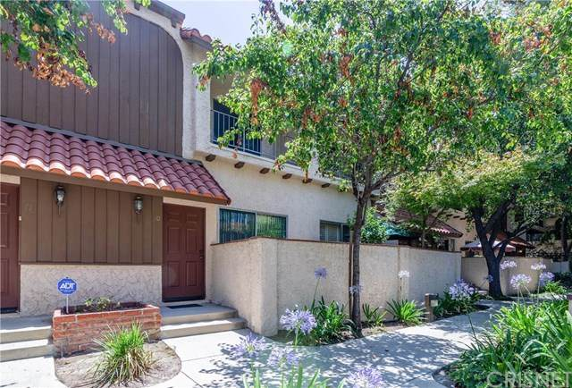 19545 Sherman Way #70, Reseda, CA 91335 (#SR20125034) :: Randy Plaice and Associates