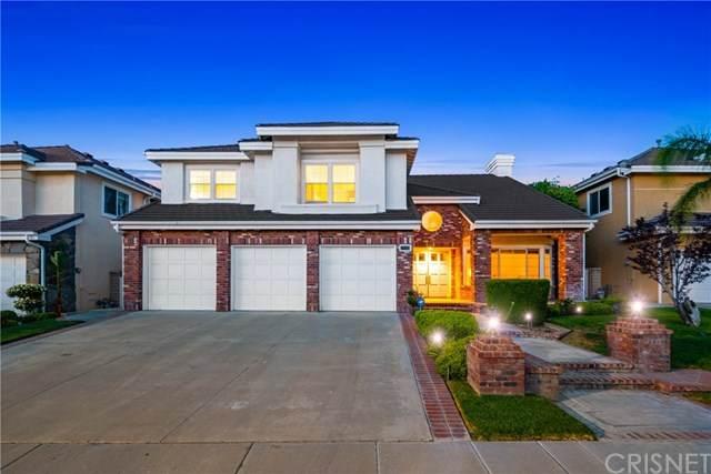 27364 Landon Place, Valencia, CA 91354 (#SR20125259) :: Randy Plaice and Associates