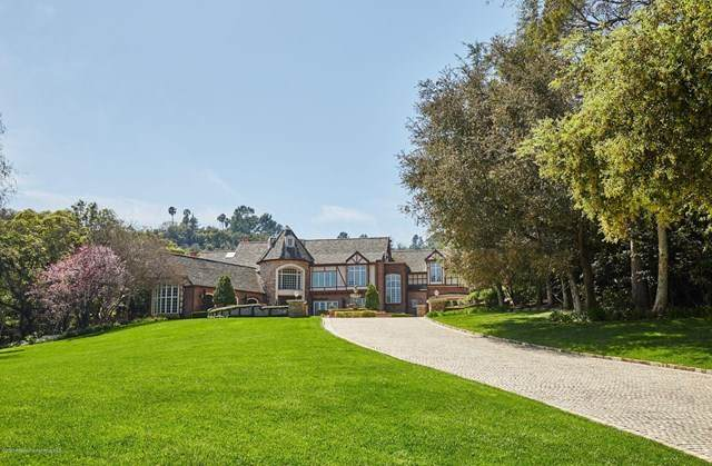 4033 Chevy Chase Drive, La Canada Flintridge, CA 91011 (#820002436) :: Randy Plaice and Associates