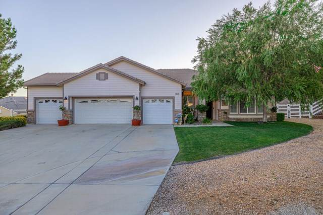 34575 Desert Road, Acton, CA 93510 (#220006662) :: Randy Plaice and Associates