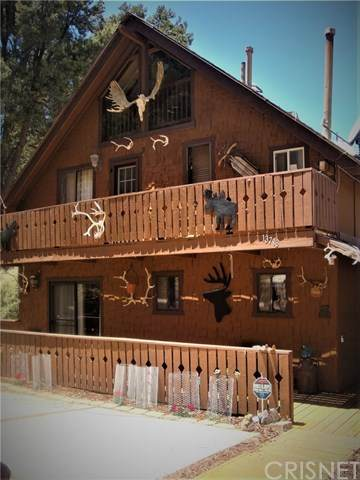 13713 Yellowstone Drive, Pine Mtn Club, CA 93225 (#SR20124672) :: Randy Plaice and Associates