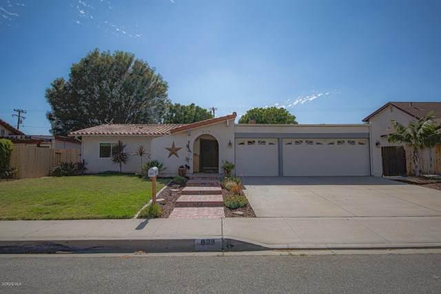 909 Dara Street, Camarillo, CA 93010 (#220006676) :: Randy Plaice and Associates