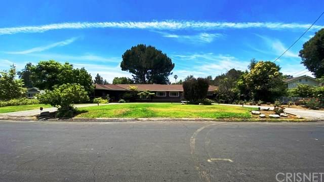 17150 Otsego Street, Encino, CA 91316 (#SR20125874) :: Randy Plaice and Associates