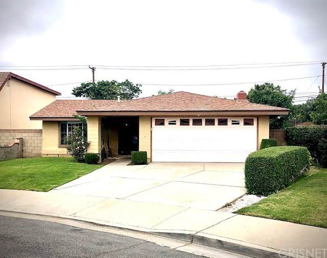 1259 E Gladwick Street, Carson, CA 90746 (#SR20125908) :: Randy Plaice and Associates