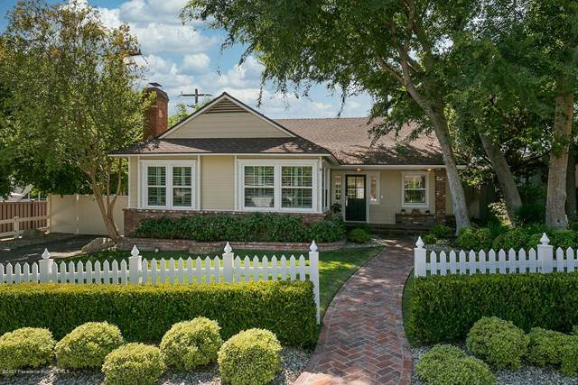 4959 Crown Ave, La Canada Flintridge, CA 91011 (#820002447) :: Randy Plaice and Associates