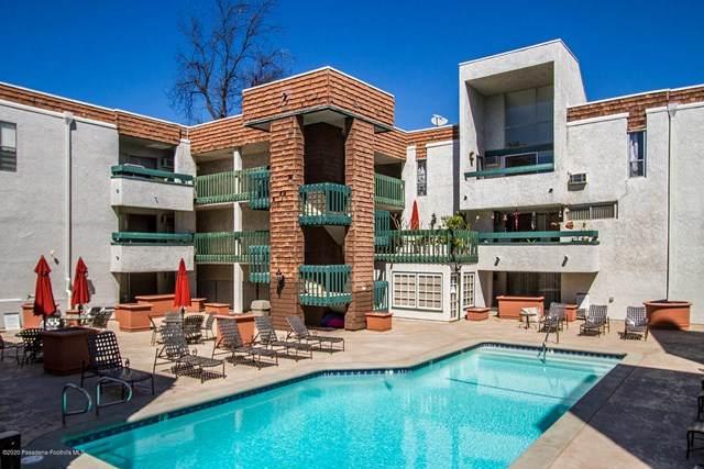 360 S Euclid Avenue #129, Pasadena, CA 91101 (#820002448) :: Randy Plaice and Associates