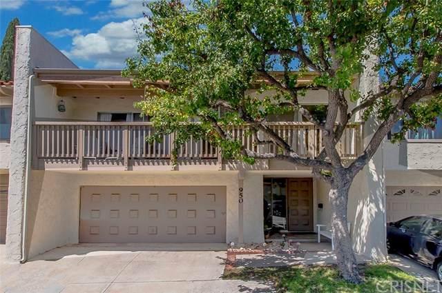 950 Woodlawn Drive, Thousand Oaks, CA 91360 (#SR20125971) :: Randy Plaice and Associates
