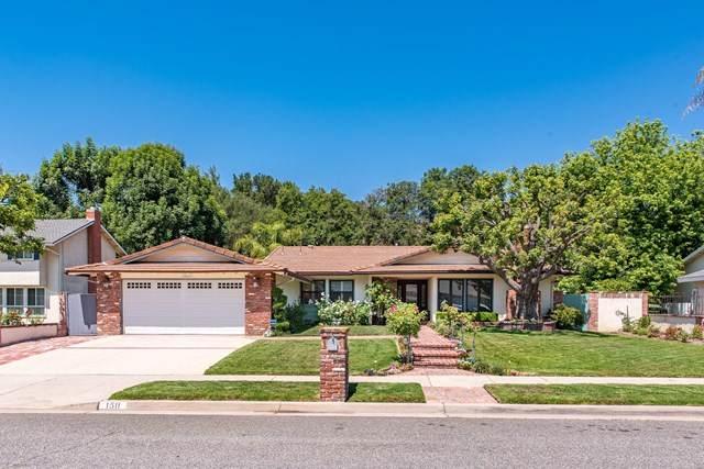 1511 Valley High Avenue, Thousand Oaks, CA 91362 (#220006686) :: Randy Plaice and Associates