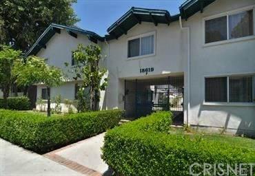 18619 Collins Street F16, Tarzana, CA 91356 (#SR20126036) :: Randy Plaice and Associates