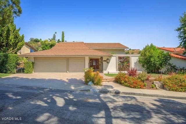 2227 Highgate Road, Westlake Village, CA 91361 (#220006701) :: Randy Plaice and Associates
