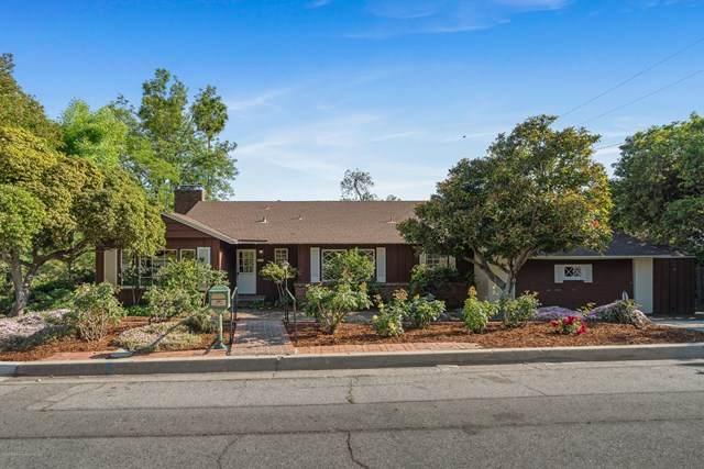 1530 E Loma Alta Drive, Altadena, CA 91001 (#820002456) :: The Parsons Team