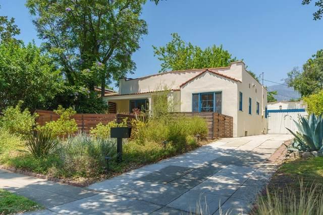 1723 Morada Place, Altadena, CA 91001 (#820002459) :: The Parsons Team