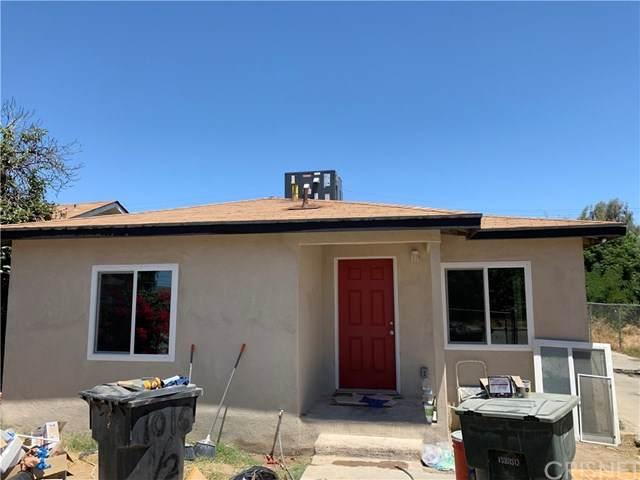 1016 Cannon Avenue, Bakersfield, CA 93307 (#SR20126714) :: Randy Plaice and Associates
