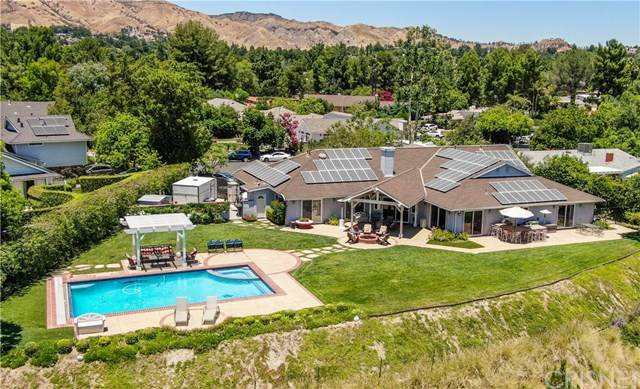 12202 Catenia Drive, Granada Hills, CA 91344 (#SR20126462) :: SG Associates