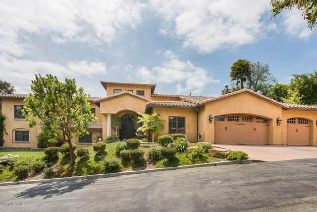 1605 E Hillcrest Drive, Thousand Oaks, CA 91362 (#220006729) :: Randy Plaice and Associates