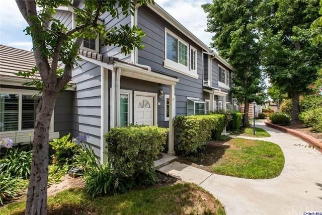 3906 Cochran Street #7, Simi Valley, CA 93063 (#320002153) :: Randy Plaice and Associates