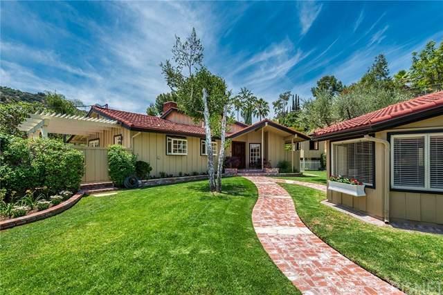 16963 Cotter Place, Encino, CA 91436 (#SR20124927) :: Randy Plaice and Associates
