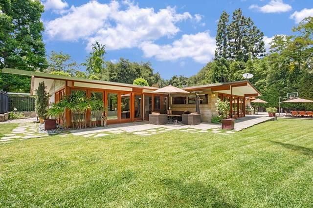 1395 El Mirador Drive, Pasadena, CA 91103 (#820002473) :: Randy Plaice and Associates