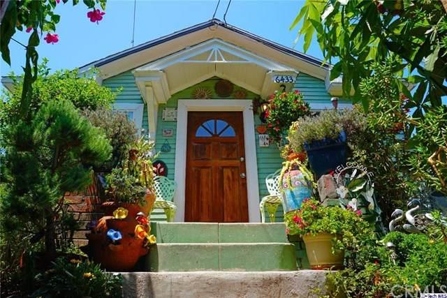 6433 Dix Street, Los Angeles, CA 90068 (#320002138) :: Randy Plaice and Associates