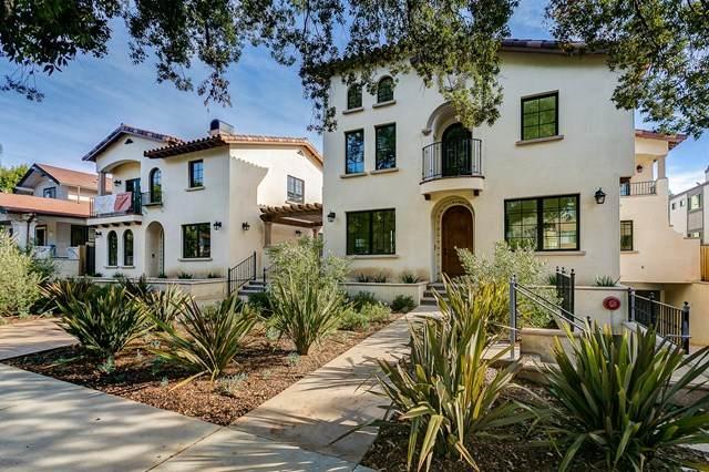 388 S Los Robles Avenue #201, Pasadena, CA 91101 (#820002486) :: The Parsons Team