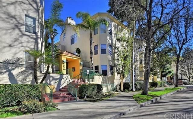 5420 Sylmar Avenue #117, Sherman Oaks, CA 91401 (#SR20127349) :: Randy Plaice and Associates