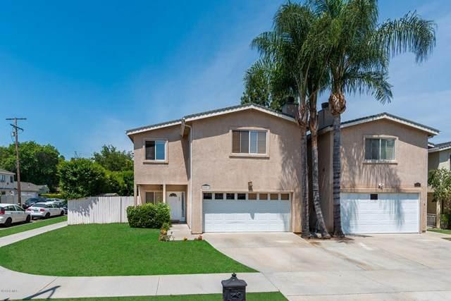 5803 Yolanda Avenue, Tarzana, CA 91356 (#220006758) :: Randy Plaice and Associates