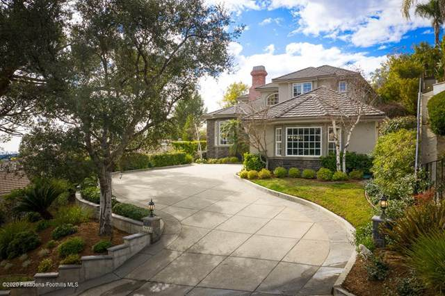 5333 Mountain Meadow Lane, La Canada Flintridge, CA 91011 (#820002488) :: Randy Plaice and Associates