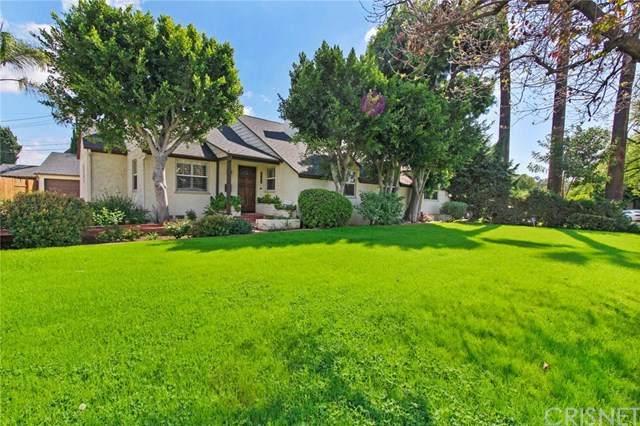 13750 La Maida Street, Sherman Oaks, CA 91423 (#SR20127954) :: Randy Plaice and Associates