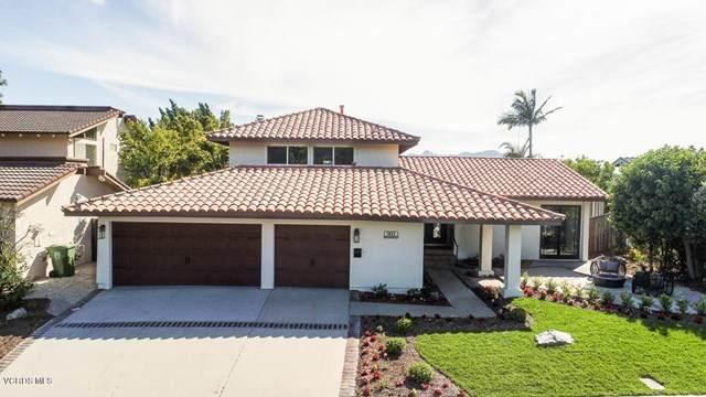 993 Brookview Avenue, Westlake Village, CA 91361 (#220006786) :: Randy Plaice and Associates