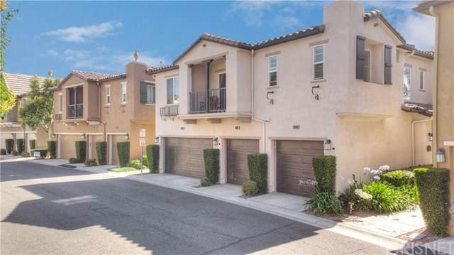 28449 Casselman Lane #434, Saugus, CA 91350 (#SR20127906) :: Randy Plaice and Associates
