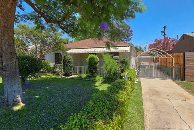 5738 Vista Del Monte Avenue, Sherman Oaks, CA 91411 (#SR20126347) :: Randy Plaice and Associates