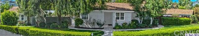 1007 Wiladonda Drive, La Canada Flintridge, CA 91011 (#320002188) :: Randy Plaice and Associates