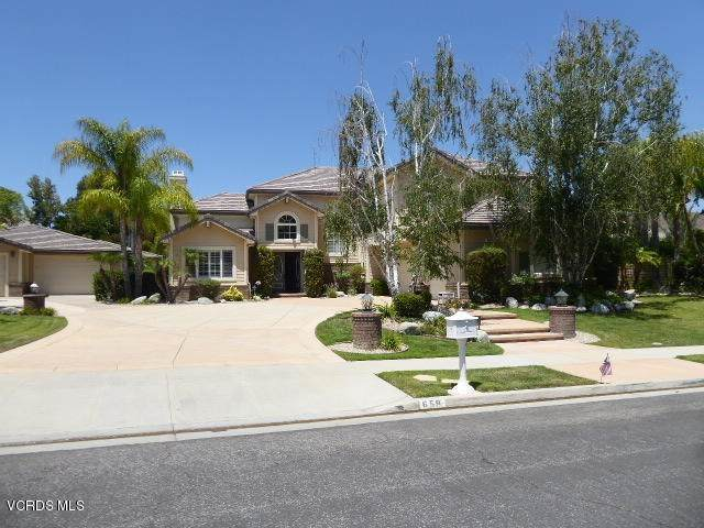 659 Longbranch Road, Simi Valley, CA 93065 (#220006836) :: Randy Plaice and Associates