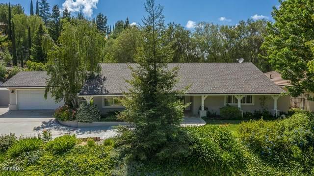 2434 La Granada Drive, Thousand Oaks, CA 91362 (#220006857) :: Randy Plaice and Associates