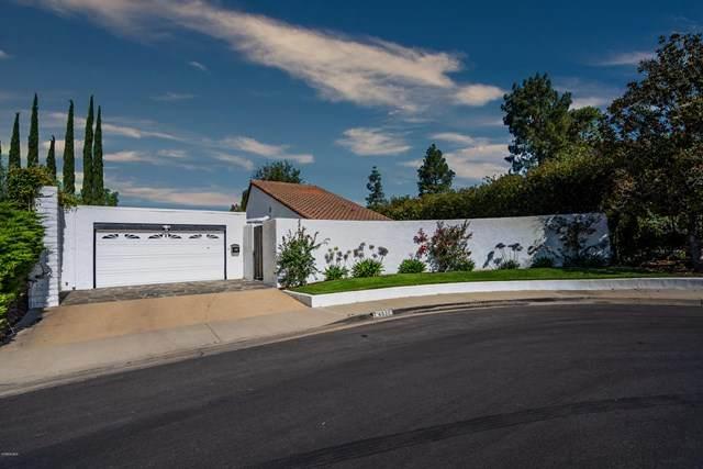 4531 Coolhaven Court, Westlake Village, CA 91361 (#220006856) :: Randy Plaice and Associates