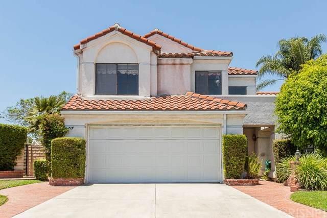 9841 Forbes Avenue, Northridge, CA 91343 (#SR20126281) :: Randy Plaice and Associates