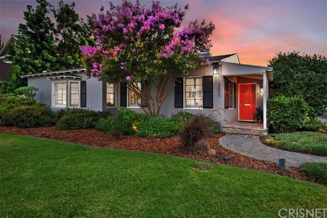 5657 Matilija Avenue, Valley Glen, CA 91401 (#SR20126525) :: Randy Plaice and Associates