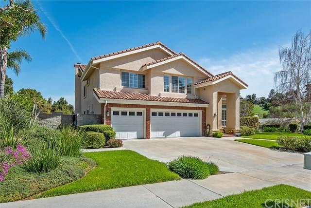 11800 Wood Ranch Road, Granada Hills, CA 91344 (#SR20128978) :: SG Associates