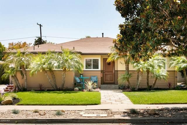 347 Estrella Street, Ventura, CA 93003 (#220006861) :: SG Associates