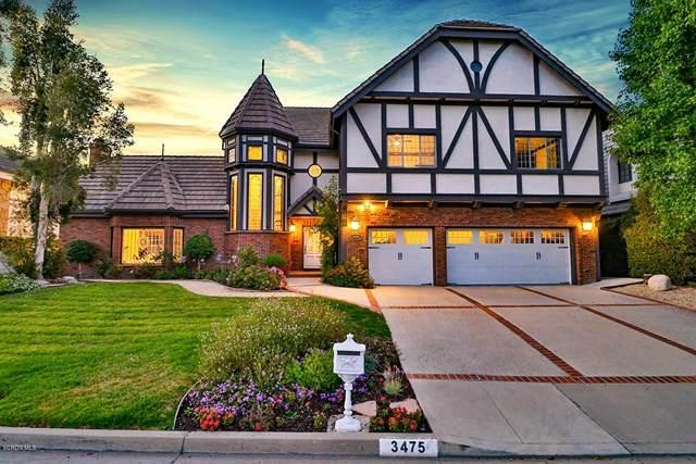 3475 Ridgeford Drive, Westlake Village, CA 91361 (#220006893) :: Randy Plaice and Associates
