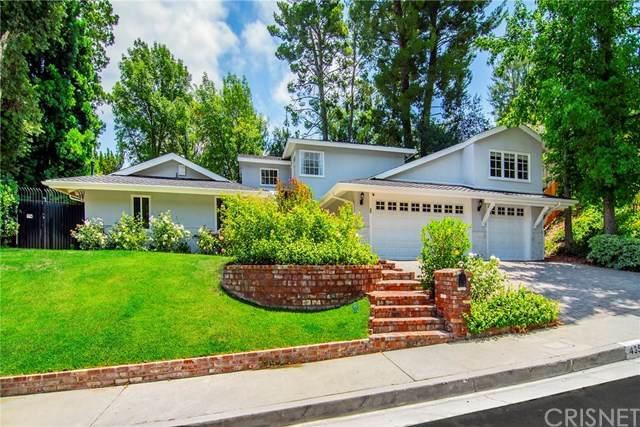 4350 Romero Drive, Tarzana, CA 91356 (#SR20129312) :: TruLine Realty