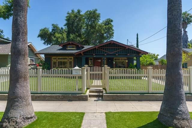690 E Ladera Street, Pasadena, CA 91104 (#820002518) :: Randy Plaice and Associates