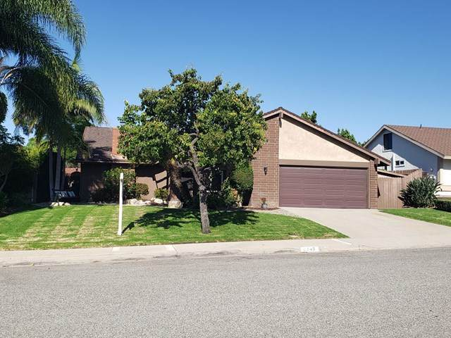 2243 Via Tomas, Camarillo, CA 93010 (#220006912) :: Randy Plaice and Associates
