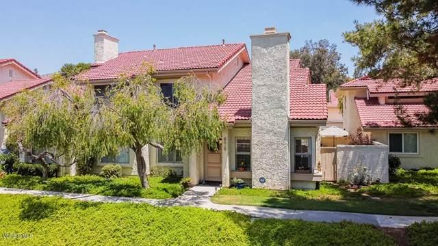 979 Quarterhorse Lane, Oak Park, CA 91377 (#220006914) :: Randy Plaice and Associates