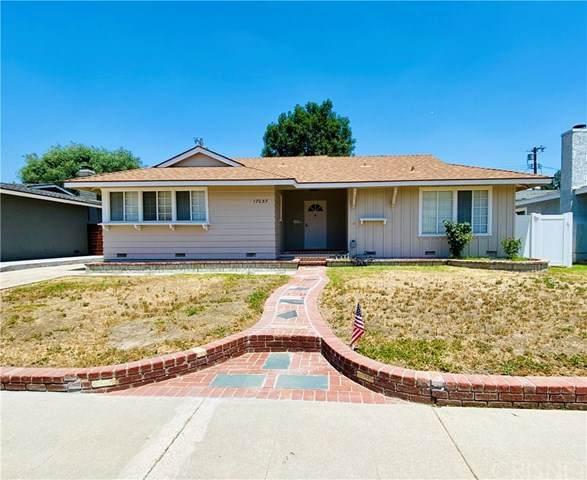17057 Horace Street, Granada Hills, CA 91344 (#SR20130129) :: SG Associates
