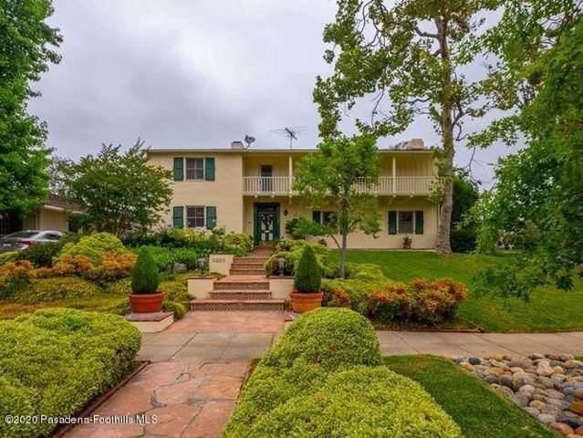 1295 Roanoke Road, San Marino, CA 91108 (#820002521) :: Randy Plaice and Associates