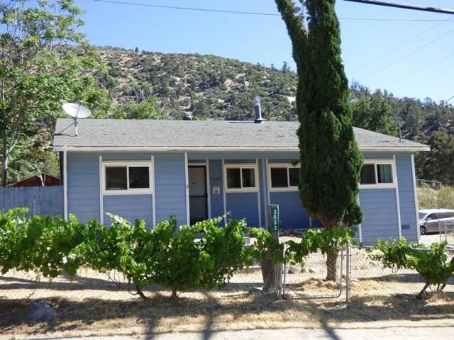 3833 Mt Pinos Way, Frazier Park, CA 93225 (#SR20129454) :: Randy Plaice and Associates