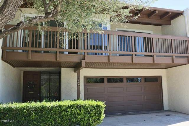 766 Woodlawn Drive, Thousand Oaks, CA 91360 (#220006928) :: TruLine Realty