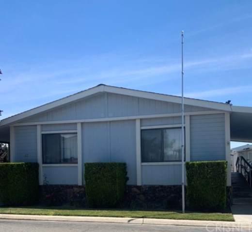 2121 E Avenue I #42, Lancaster, CA 93535 (#SR20128722) :: Randy Plaice and Associates