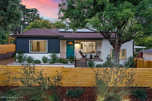 4832 Rosemont Avenue, La Crescenta, CA 91214 (#820002528) :: Randy Plaice and Associates